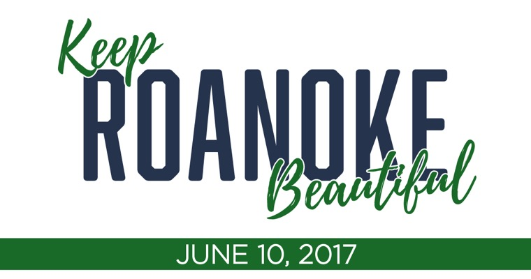 Keep Roanoke Beautiful - RESCHEDULED